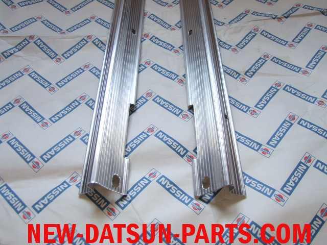 Datsun 1200 Parts Interior