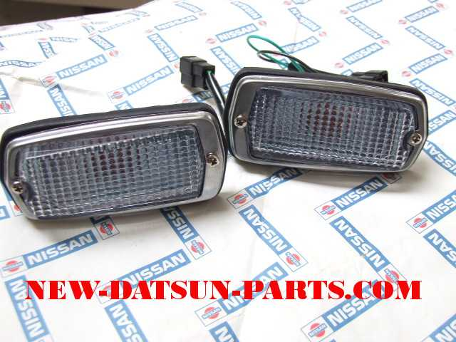 Datsun 240Z Parts, Lights and Lamps