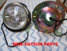 240z headlamp buckets