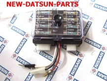 510EL0002 electrical datsun 510 parts (aka bluebird) datsun 510 fuse box at webbmarketing.co