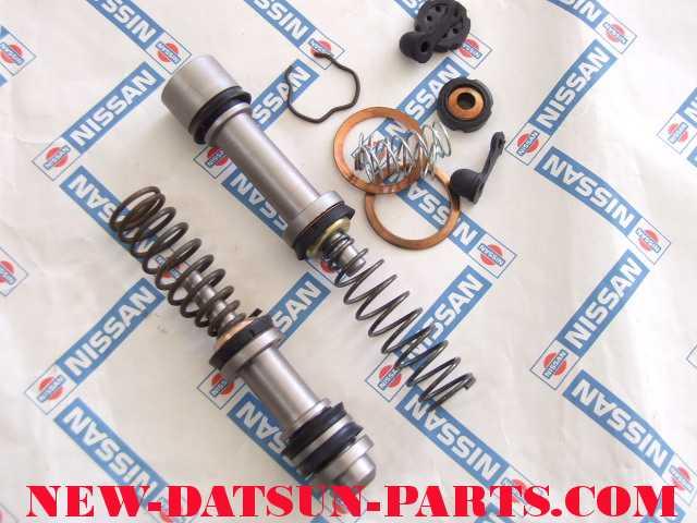 Datsun 510 Parts, (aka Bluebird) Brakes