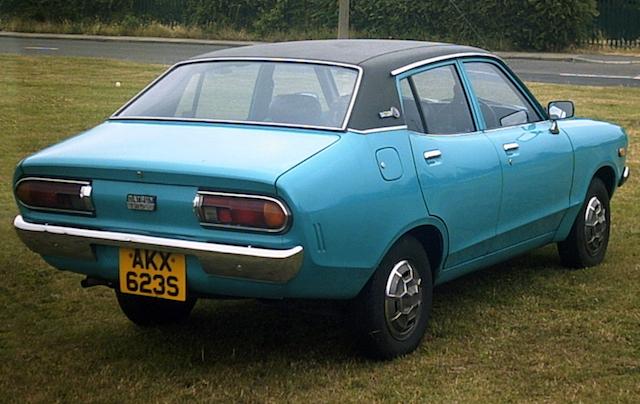 Datsun B210 Parts