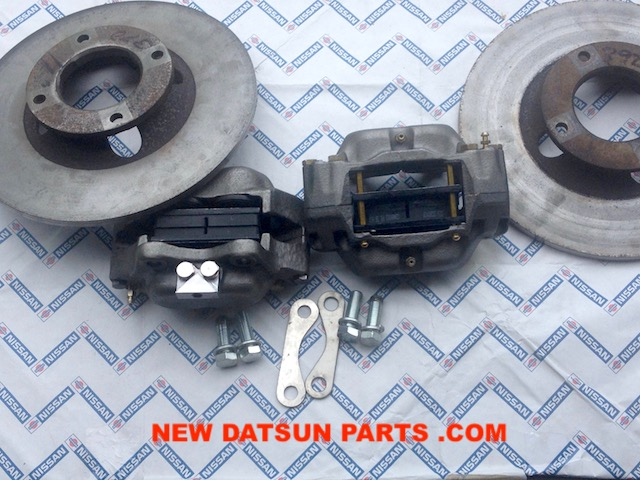 Datsun Roadster Fairlady Brakes