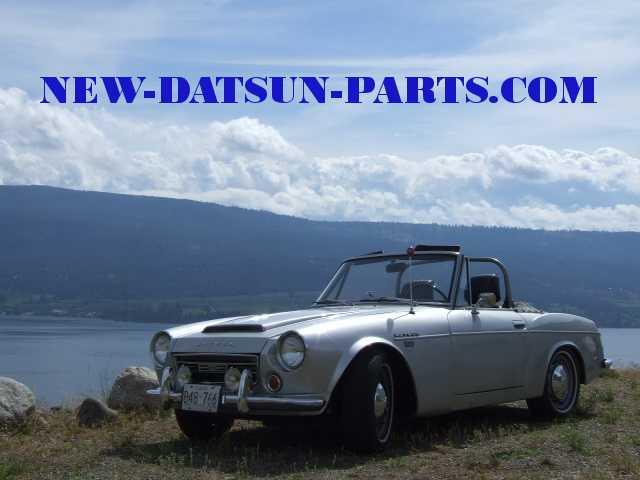 Parts for Datsun Roadster, Datsun Fairlady, Datsun 1600 ...
