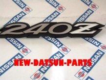 240Z emblem