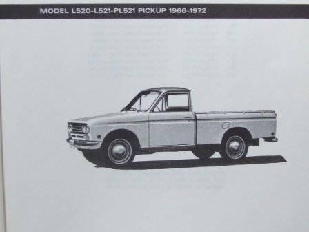 Datsun Truck Parts