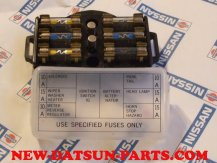 datsun pl620 fuse box